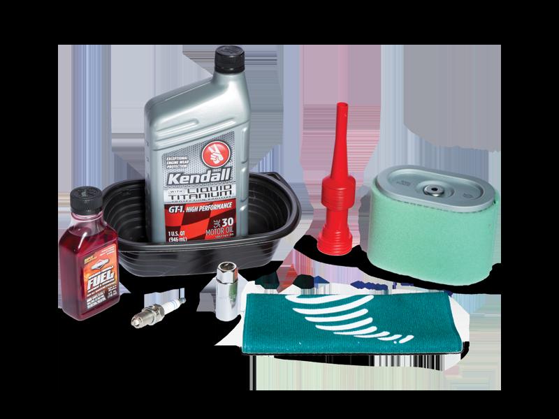 Leaf Vacuum Engine Maintenance Kit   Cyclone Rake