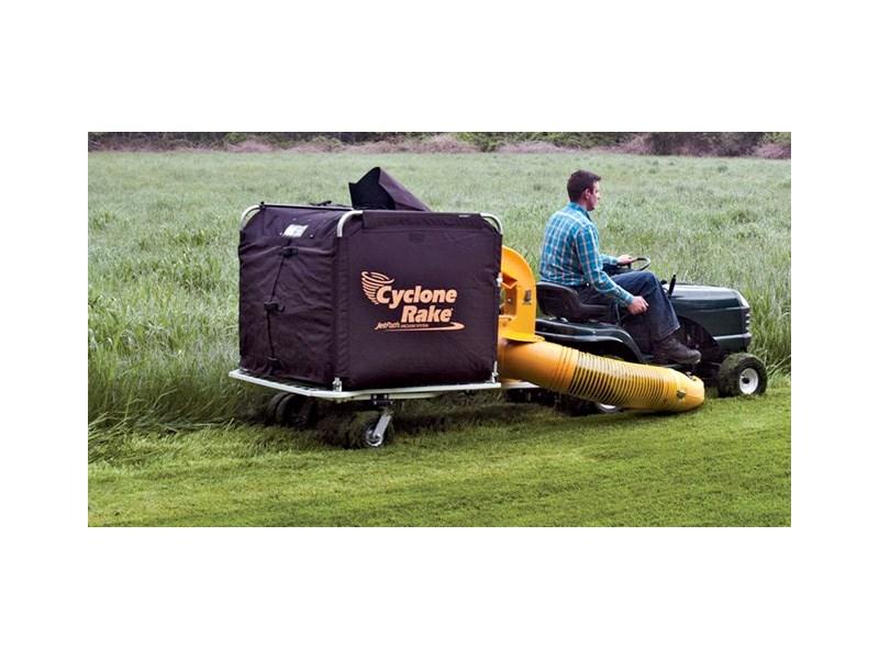 America S 1 Lawn And Leaf Vacuum Cyclone Rake